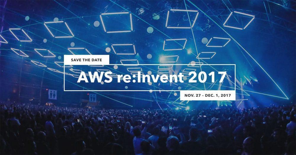 AWS Reinvent 2017 Logo